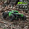 DEVIVAE RC CARS 005 High Speed Remote Control Car for Kids Adults 1:18 Scale 36 KM/H 4X4 Off Road Monster Drift Trucks, 2.4GHz All Terrain Electric Toy with 2 Batteries, 50 Mins Play Gift for Boy Girl #3