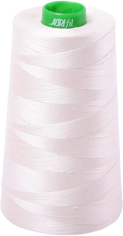 Aurifil Washington Mall 40 Wt 2311 Muslin Max 65% OFF Cotton Thread 100% 5140 Yds