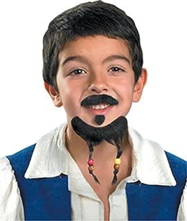 pirate beard braids