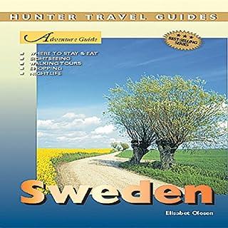 Sweden Adventure Guide cover art