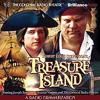 Robert Louis Stevenson's Treasure Island Hörbuch