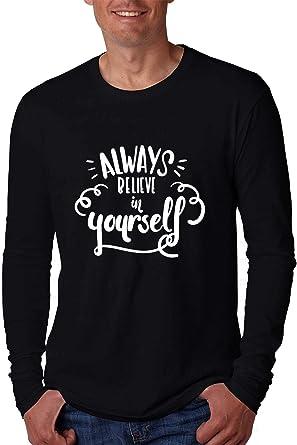 Print.Online T-Shirts For Men, Black - 2724633962426