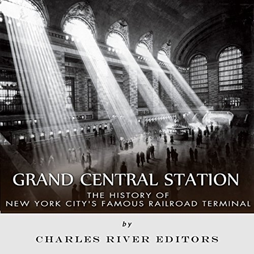 Grand Central Station audiobook cover art