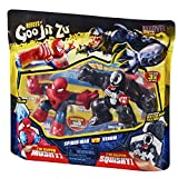 Heroes of Goo Jit Zu - Pack Superhéroes Marvel - Spider-Man VS Venom...
