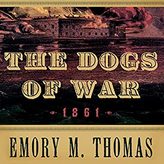 The Dogs of War: 1861 audiobook cover art
