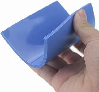 Wathai Blue Thermal Pad 100x100x4mm 1.5 W/mK Thermal Conductivity for CPU GPU Heatsink