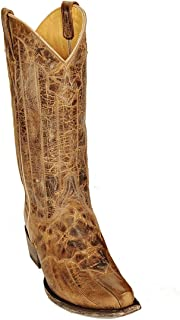 Yippie Ki Yay San Marcos Boot - Chocolate