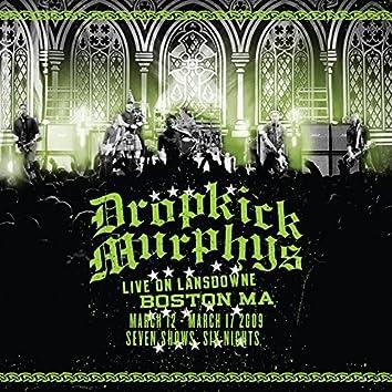 Live on Lansdowne, Boston Ma
