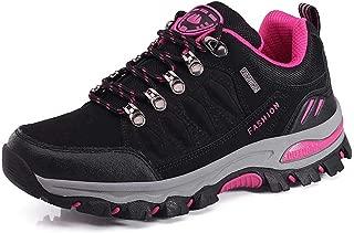 Veveca Women Outdoor Running Trail Hiker Anti-Slip Casual Climbing Backpacking Shoe Waterproof Hiking Shoes