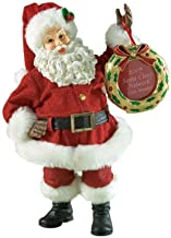 2009 Enesco Dept 56 Clothtique Possible Dreams *Especially for You* Santa Claus Network Piece