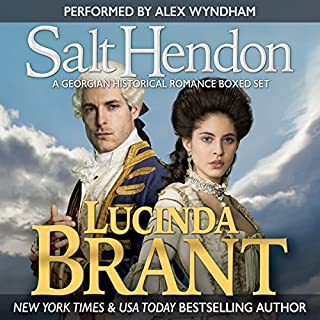 Salt Hendon Collection audiobook cover art
