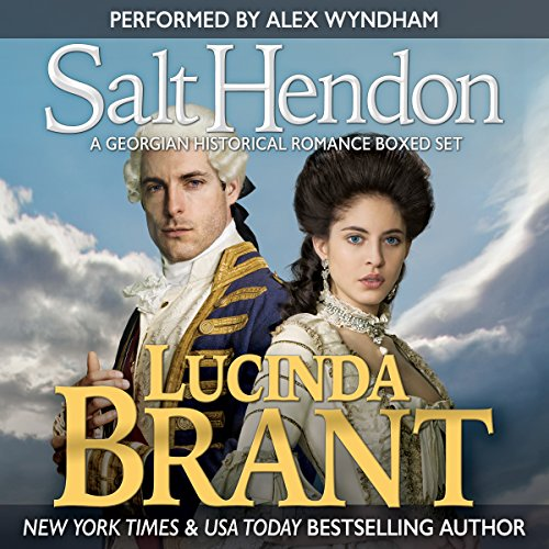 Salt Hendon Collection     A Georgian Historical Romance Boxed Set              By:                                                                                                                                 Lucinda Brant                               Narrated by:                                                                                                                                 Alex Wyndham                      Length: 23 hrs and 50 mins     42 ratings     Overall 4.6