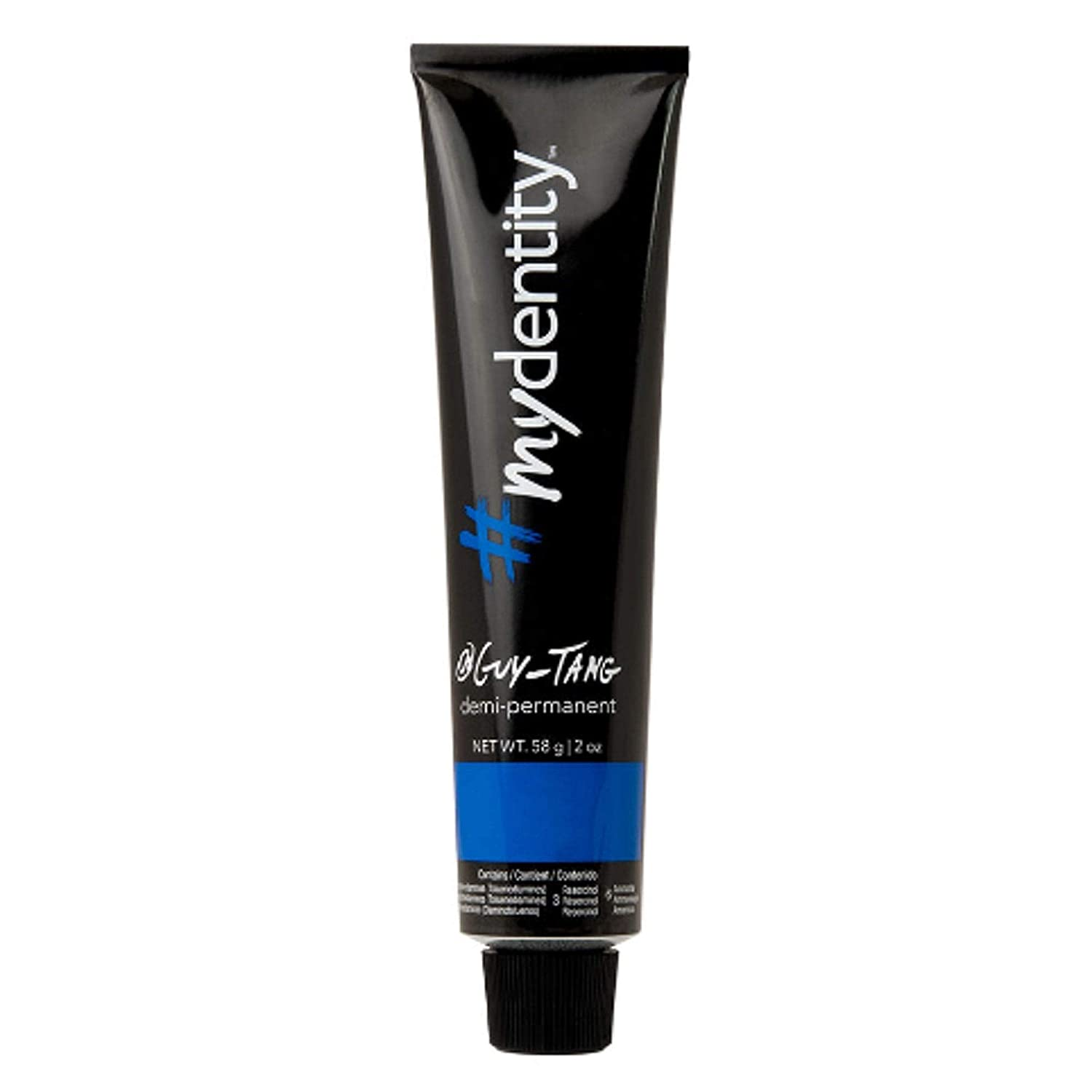 Mydentity Gorgeous Guy Tang Demi Soldering Permanent Hair 8DL Color 58g