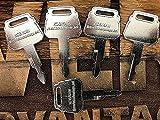 Maverick Advantage Keys for Kobelco-Kawasaki Excavator Heavy Equipment Fits Many Models K250 (5)