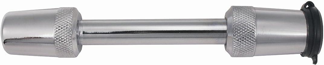 Trimax TDRRHB Receiver Hitch D-Ring Black