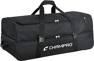 """CHAMPRO Catcher/Umpire Equipment Bag - 36"""" x 16"""" x 14"""", Model: E51B"""