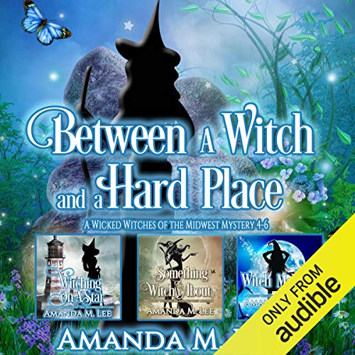 Between a Witch and a Hard Place Titelbild