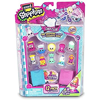 Shopkins - Pack of 12 Chef Club Season 6 | Shopkin.Toys - Image 1