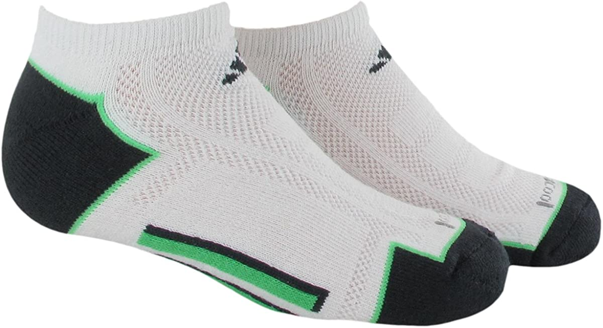 adidas Boy's Climacool II No Show Sock
