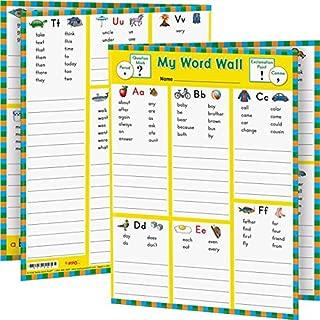 Really Good Stuff 307960 Really Good Stuff My Word Wall Folders: Grade 1