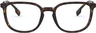 Burberry Glasses BE-2307 3002 Acetate Plastic Dark Metal Havana Ruthenium