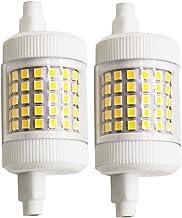 R7S 78mm LED-lamp 360 ° J78 12W dimbaar 6000k koud licht Dubbel geëindigd schijnwerper equivalent aan 150W wolfraam haloge...