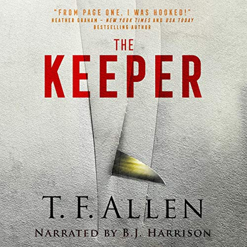 The Keeper cover art