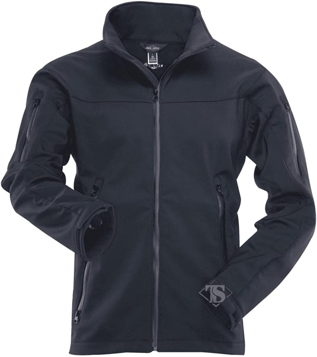 Tru-Spec Men's NEW before selling 24-7 Tactical Softshell 1 year warranty Loop Without Jacket