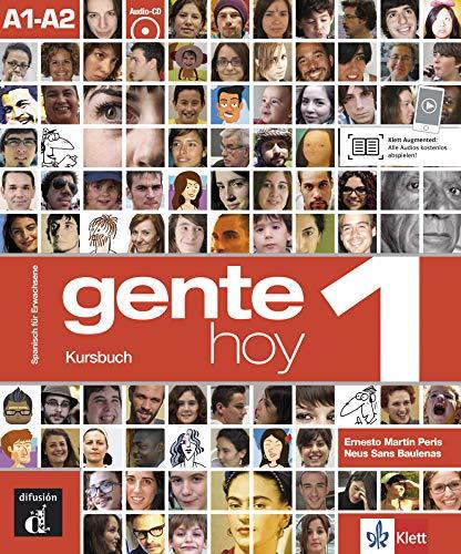 Gente hoy 1 (A1-A2): Libro del alumno + MP3-CD