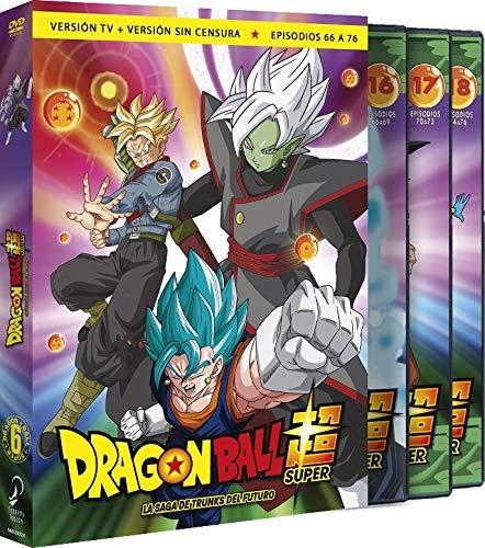 Dragon Ball Super. Box 6 [DVD]