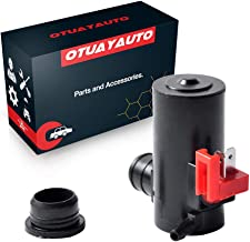 OTUAYAUTO Windshield Washer Pump with Grommet For Honda/Acura/Subaru 38512-SA5-013 76806-SE3-G02