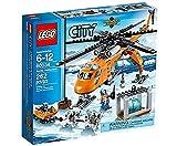 LEGO City - Helicóptero con grúa ártico, Juego de construcción (60034)