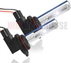 HID-Warehouse HID Xenon Replacement Bulbs - 9012 8000K - Medium Blue (1 Pair) - 2 Year Warranty