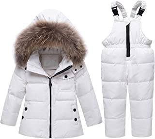 e712038c6 Amazon.com  Whites - Snow Suits   Snow Wear  Clothing