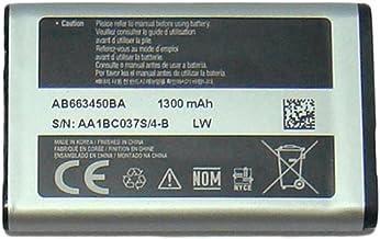 Samsung AB663450BA/Z 1300mAh Rugged Flip Phone...