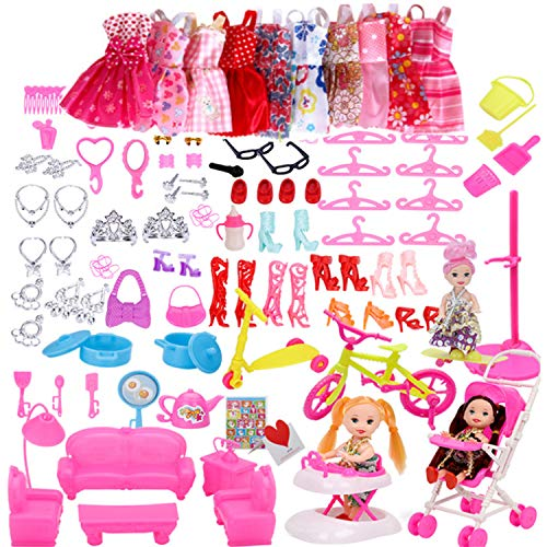 WENTS Doll Clothes Accessories 1...