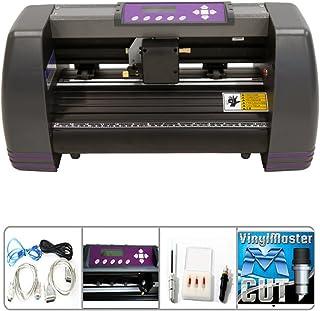 USCutter 14 inch MH Craft Vinyl Cutter Plotter with VinylMaster Cut (Design and Cut) Software