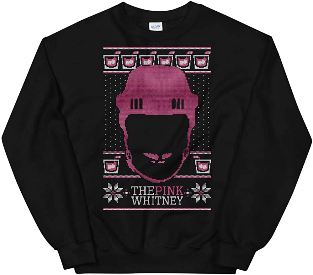Pink Whitney Ugly Sweater