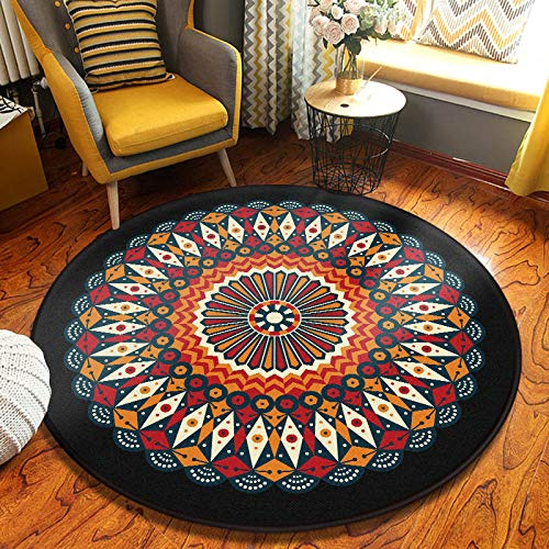 Nordic Bohemian Style Tassel Bedside Carpet Protection Small Fresh Floor Mat Bedroom Coffee Table Mat Hotel Guest House Party Carpet