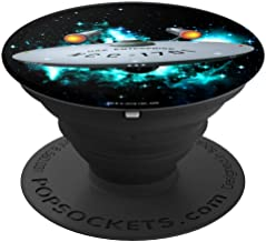 Star Trek U.S.S. Enterprise Portrait PopSockets Grip and Stand for Phones and Tablets