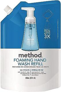 Method, 00667, Foaming Hand Wash Refill, Sea Minerals, 28 oz Pouch