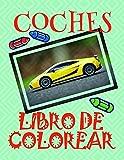 Libro de Colorear Coches ✎: Libro de Colorear Adultos! ✌ (Libro de Colorear Coches - A SERIES OF COLORING BOOKS)
