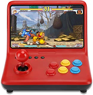 Sponsored Ad - Jueapu Arcade Game Console,Handheld Game Console,Free 64G TF Card, Built-in 4600 Games, 9-inch IPS Screen, ...