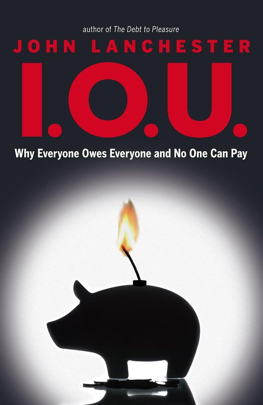 ギャザークラック可能にするI.O.U.: Why Everyone Owes Everyone and No One Can Pay (English Edition)