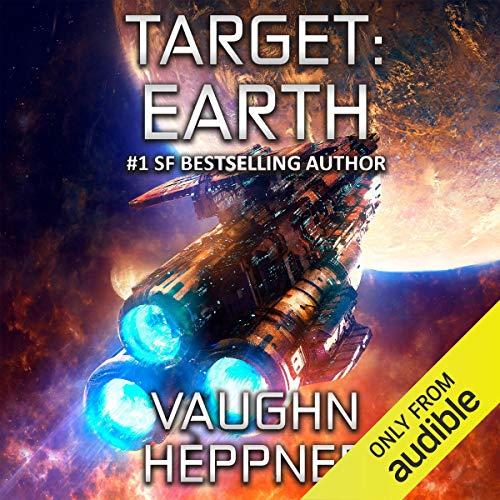 Target: Earth cover art