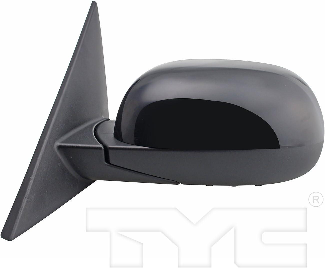Door Mirror Left TYC 7710632 fits 14-16 Hyundai Elantra