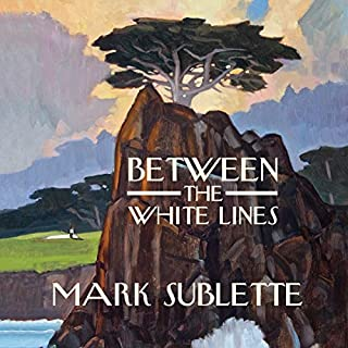 Between the White Lines audiobook cover art
