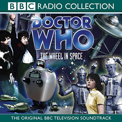 Doctor Who: The Wheel in Space (2nd Doctor TV Soundtrack) cover art