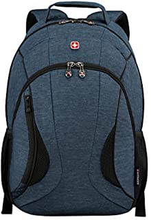 Wenger(R) Mercury Backpack with 16in. Laptop Pocket, Denim