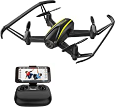 Potensic U36 FPV Drone with Camera , Wide-Angle Live Video RC Quadcopter with Altitude Hold Function for Childs, Adults Beginners